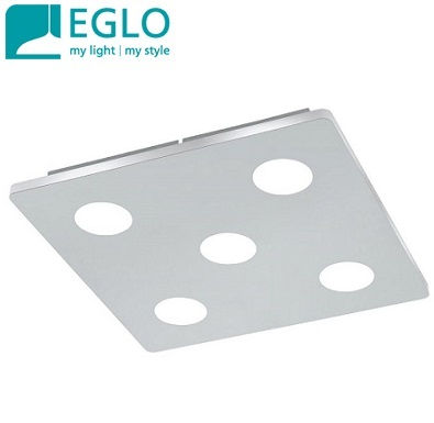 LED SVETILKA CABUS 350X350 mm 5X5,4W 3000K