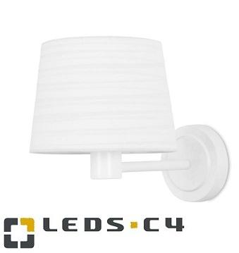 stenska-svetilka-s-tekstilnim-širmom-senčnikom