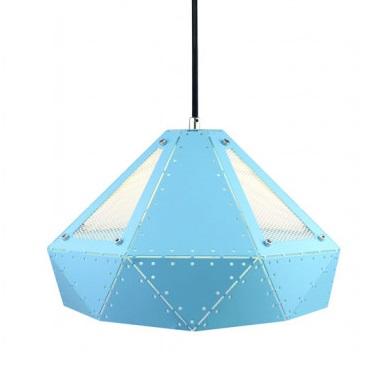 viseča-svetilka-luster-e27-60w-moder-plavi