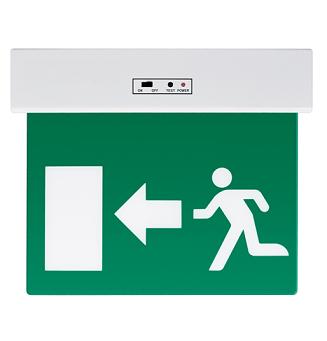 zasilna-varnostna-led-svetilka-razsvetljava-puščica-v-desno-izhod