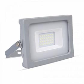 zunanji-industrijski-led-reflektor-20w-ip65-sivi-4000K-6400k