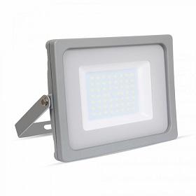 zunanji-industrijski-led-reflektor-50w-ip65-sivi-4000K-6400k