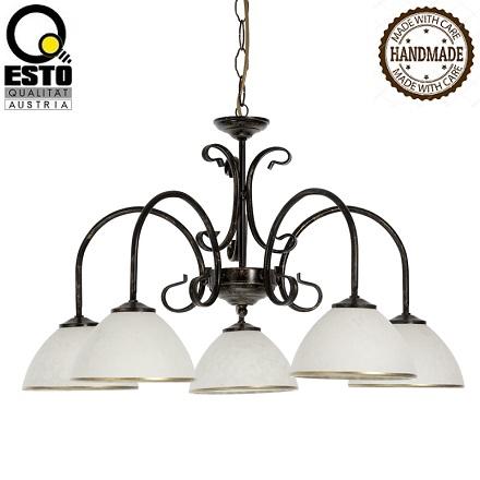 klasična-viseča-svetilka-lestenec-ročno-izdelan-esto-e27-esto