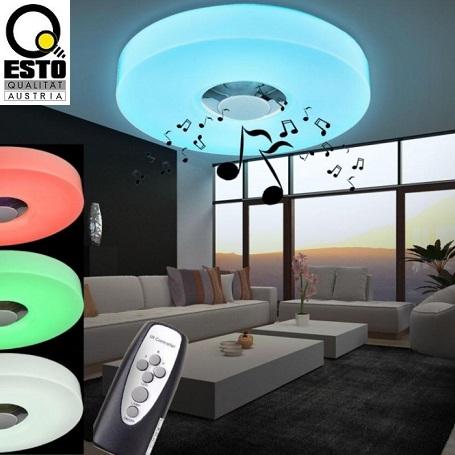 rgb-led-svetilka-plafonjera-bluetooth-predvajanje-glasbe-s-pametnega-telefona-zatemnitev-regulacija-jakosti-z-daljinskim-upravljanjem