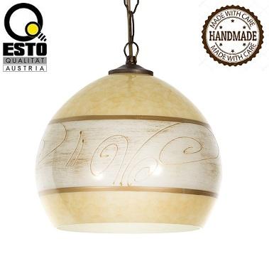 ročno-izdelana-klasična-viseča-svetilka-lestenec-esto-e27-fi-250-mm