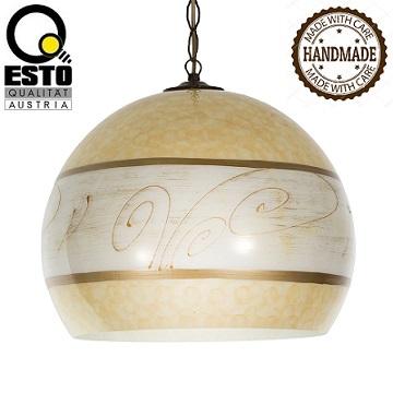 ročno-izdelana-klasična-viseča-svetilka-lestenec-esto-e27-fi-400-mm
