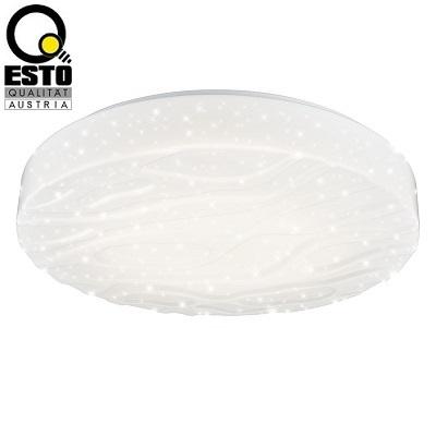stropna-led-svetilka-plafonjera-zvezdno-nebo-kristal-efekt-esto-fi-350-mm