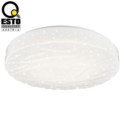 stropna-led-svetilka-plafonjera-zvezdno-nebo-kristal-efekt-esto-fi-420-mm
