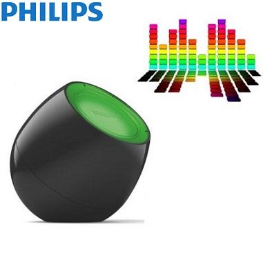baterijska-namizna-led-rgb-svetilka-soundlight-philips-črna