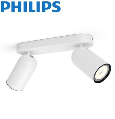 dvojni-led-spot-reflektor-philips-beli