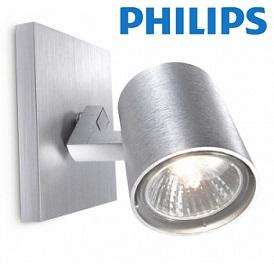 enojni-spot-reflektor-philips-gu10-sivi