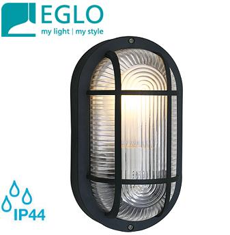 ladijska-svetilka-eglo-ip44-črna