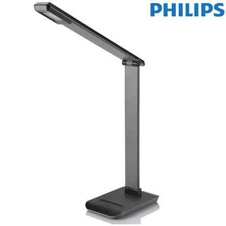 namizna-zatemnilna-regulacijska-touch-led-svetilka-philips-črna