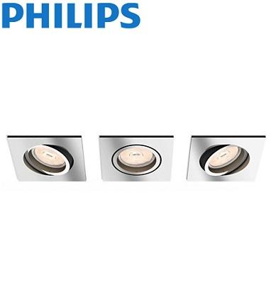 vgradne-svetilke-phips-gu10-kvadratne-krom