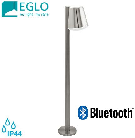 vrtni-bluetooth-led-stebriček-eglo-connect-upravljanje-s-pametnim-telefonom-ip44-inox