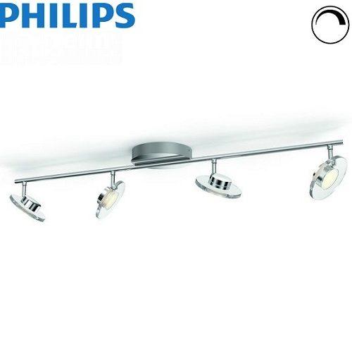 zatemnilni-četverni-led-reflektor-philips-warm-glow-sistem-3000k-2200k