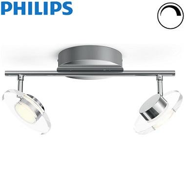 zatemnilni-dvojni-led-reflektor-philips-warm-glow-sistem-3000k-2200k