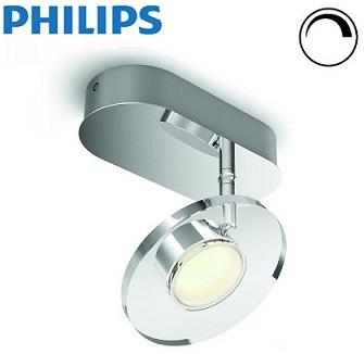zatemnilni-enojni-led-reflektor-philips-warm-glow-sistem-3000k-2200k