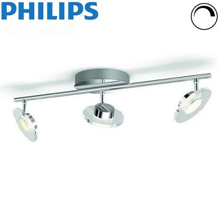 zatemnilni-trojni-led-reflektor-philips-warm-glow-sistem-3000k-2200k
