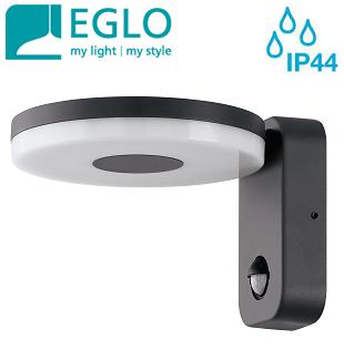 zunanja-led-svetila-s-senzorjem-gibanja-eglo-ip44-antracit