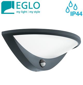 zunanja-senzorska-stenska-led-svetilka-eglo-ip44-antracitna