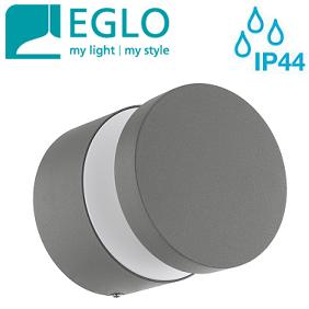 zunanja-stenska-stropna-led-svetilka-stebriček-za-na-ograjo-eglo-ip44-sivi