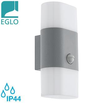 zunanje-led-luči-na-senzor-eglo-ip44-siva