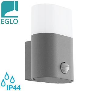 zunanje-led-luči-na-senzor-eglo-ip44-sive