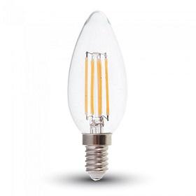 E14 FILAMENTNA LED SIJALKA 6W 3000K