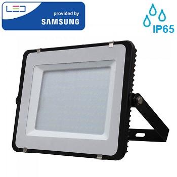 zunanji-industrijski-led-reflektor-150w-ip65-samsung-diode-črni