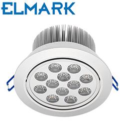 aluminijasta-vgradna-led-svetilka-downlighter-12w-elmark-fi-135-ip40