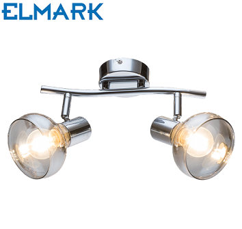 dvojna-retro-vintage-reflektorska-spot-svetilka-e14-elmark-krom