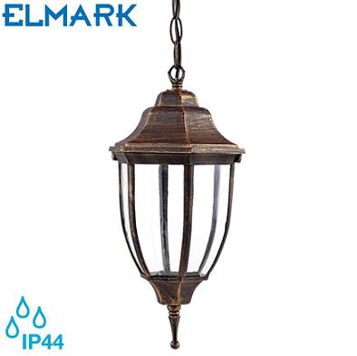 klasična-vrtna-viseča-svetilka-ip44-e27-barva-staro-zlato