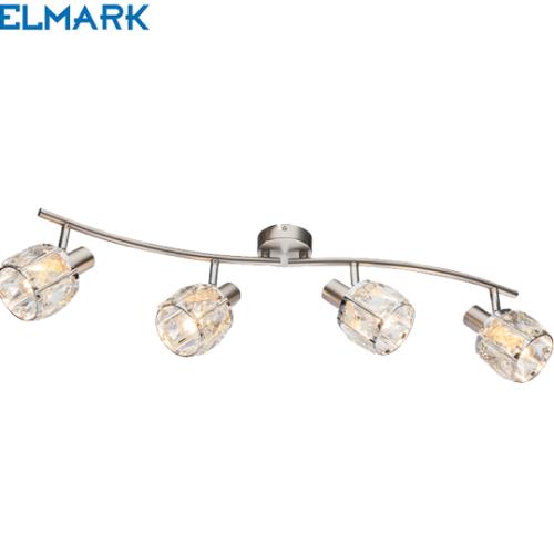 klasični-stekleni-spot-reflektor-e14-elmark-četverni