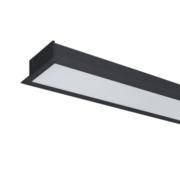 VGRADNA LED PROFILNA SVETILKA S48 32W 1500 mm V TREH BARVAH IP40
