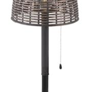 SOLARNA NAMIZNA LED SVETILKA 600 mm 0,06W IP44 V DVEH BARVAH