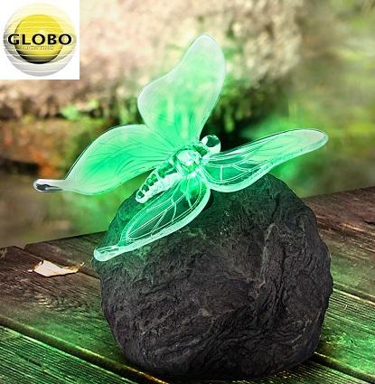 solarna-vrtna-led-svetilka-metulj-na-kamnu-ip44
