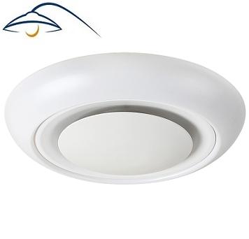 stropna-rgb-led-svetilka-z-daljinskim-upravljanjem-nastavitev-barv-fi-410-mm