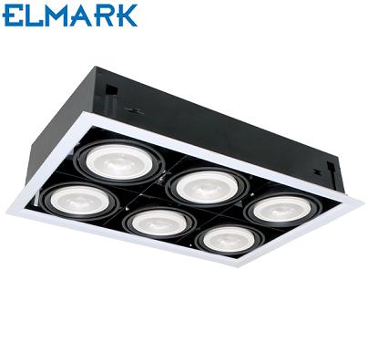 vgradni-arhitekturni-led-reflektorji-za-pisarne-šesterni-elmark