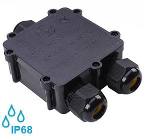 vodotesne-spojke-za-montažo-talnih-luči-ip68-8-12-mm-kabel-trije-vhodi