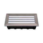 ZUNANJA VGRADNA LED SVETILKA GRF 205 mm 3,5W 6000K IP65