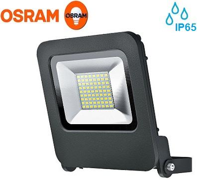 industrijski-zunanji-led-reflektorji-osram-endura-30w-ip65-črni