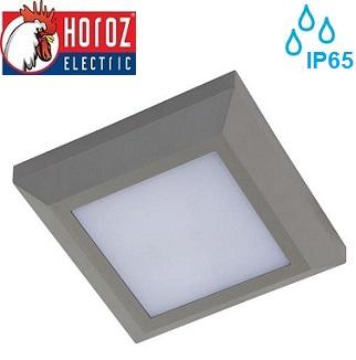 zunanja-nadgradna-led-svetilka-horoz-kvadratna-5w-ip65-siva