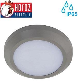 zunanja-nadgradna-led-svetilka-horoz-okrogla-5w-ip65-siva