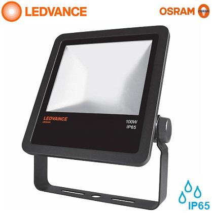 zunanji-led-industrijski-reflektorji-osram-ledvance-ip65-100w-črni