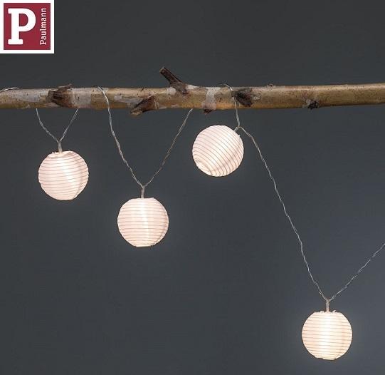 BATERIJSKI LED LAMPIONI 0,4W
