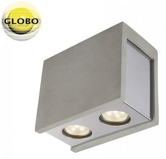dvojni-stropni-reflektor-iz-betona-gu10