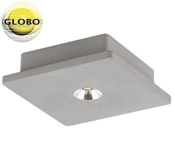 stropna-led-svetilka-iz-betona-kvadratna