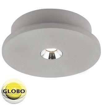 stropna-led-svetilka-iz-betona-okrogla