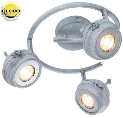 trojni-retro-vintage-led-reflektor